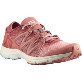 Salomon Crossamphibian Swift 2 Shoes Women, czerwony